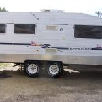 2007 SUPREME TERRITORY – 21 FOOT OFF-ROAD – SHOWER/TOILET COMB. # 1141 – $38,500